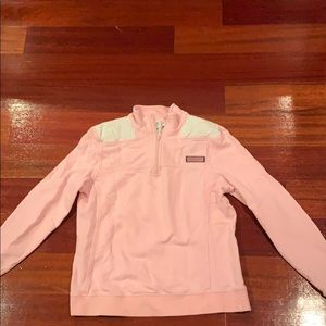 Girls vineyard vines sweatshirt